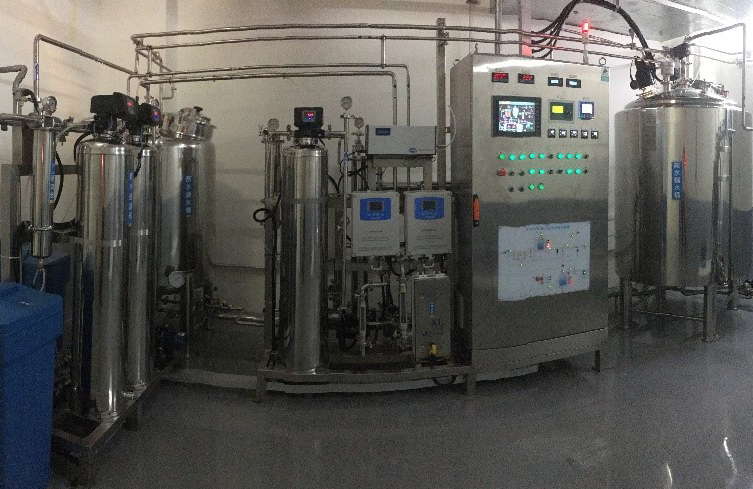 Online TOC Biotech Pharmaceutical Pure Water System